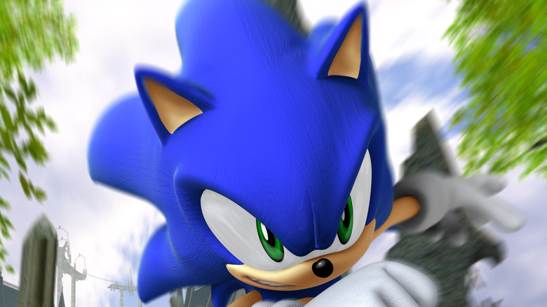 Sonic the Hedgehog Montage