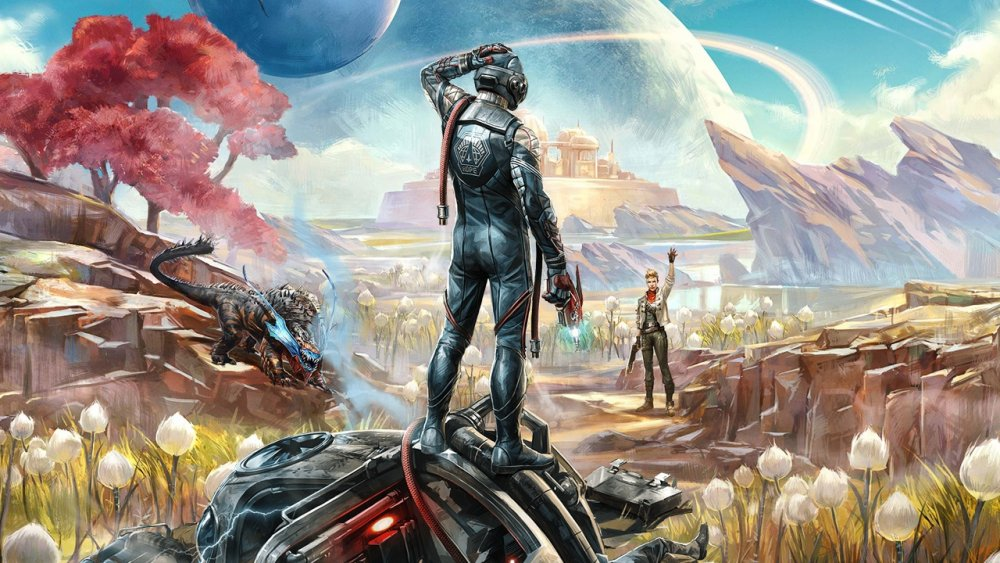 Outer Worlds cover