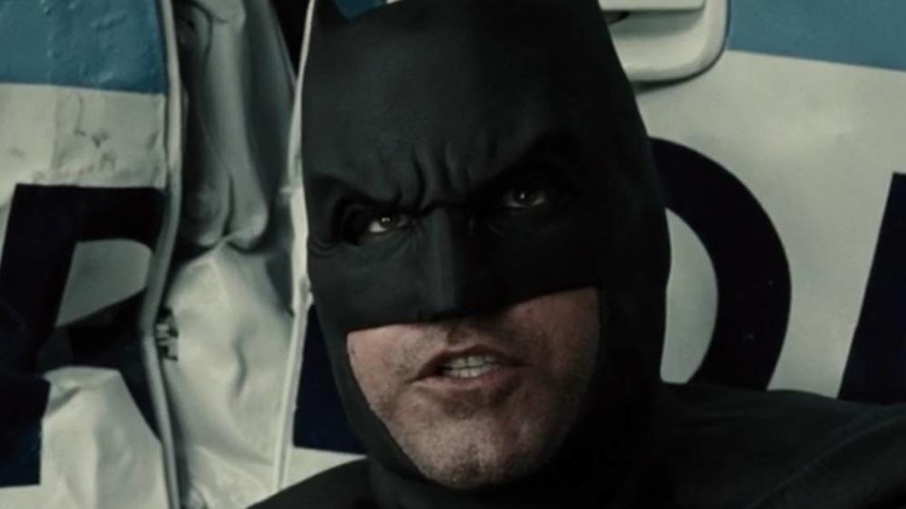 Zack Snyder's Justice League Batman