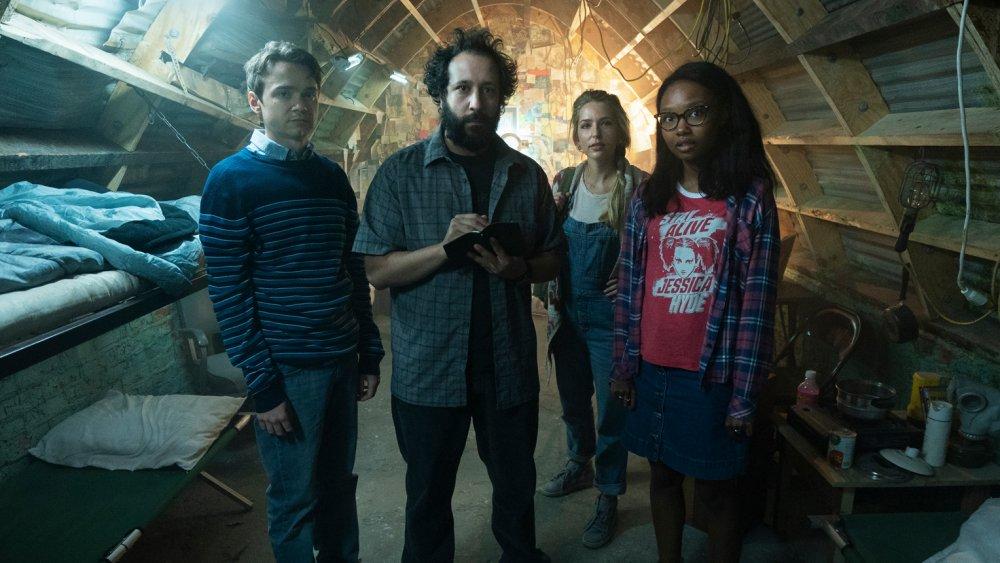 The cast of Amazon Prime's Utopia