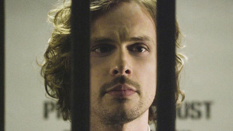 Reid behind bars