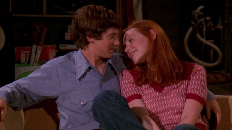 Donna and Eric in That '70s Show