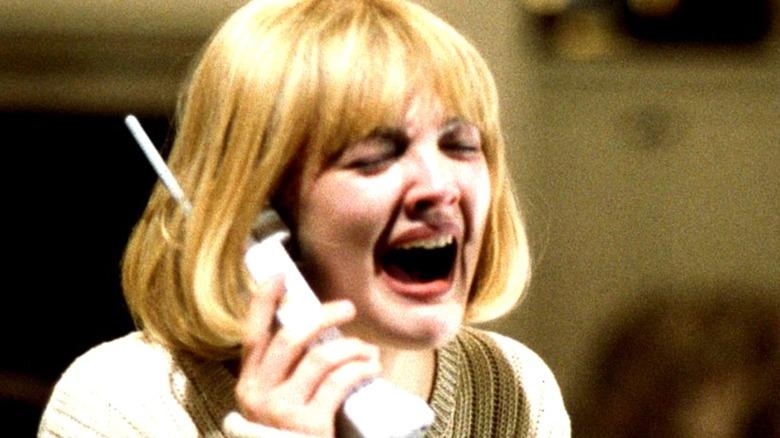 """Drew Barrymore in """"Scream"""""""