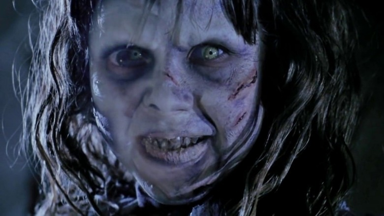 The Exorcist 1973 Linda Blair