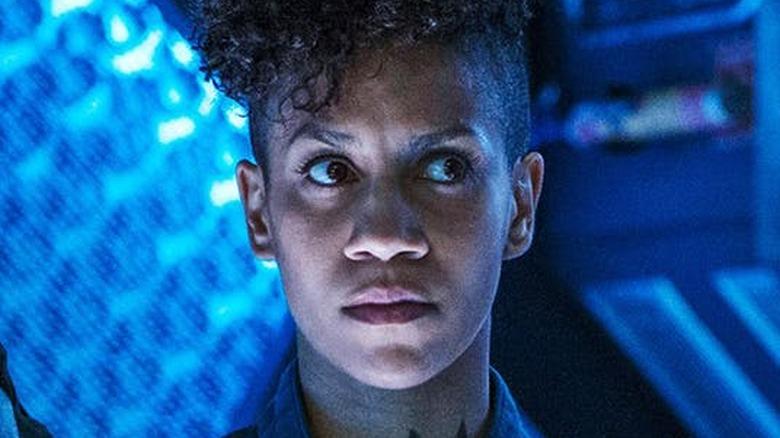 The Expanse Dominique Tipper as Naomi Nagata