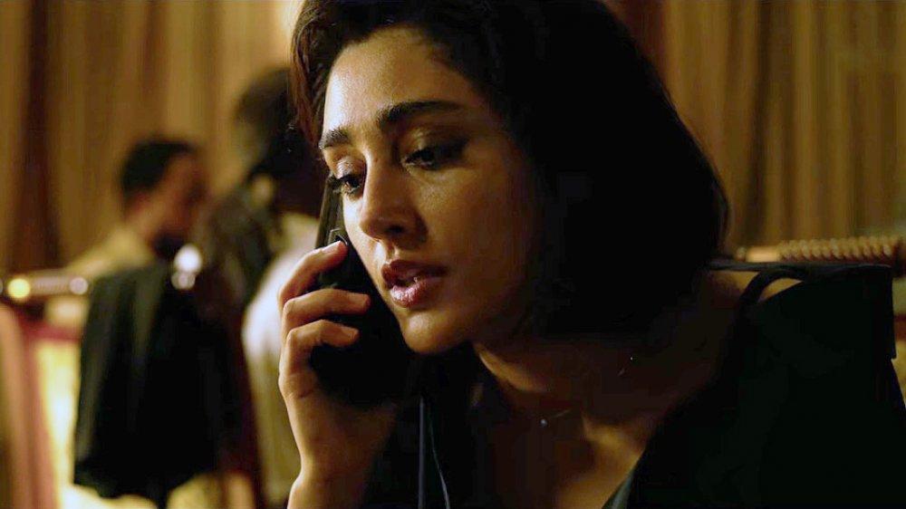 Golshifteh Farahani as Nik Khan in Extraction