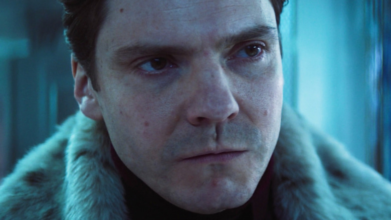 Baron Zemo in close-up