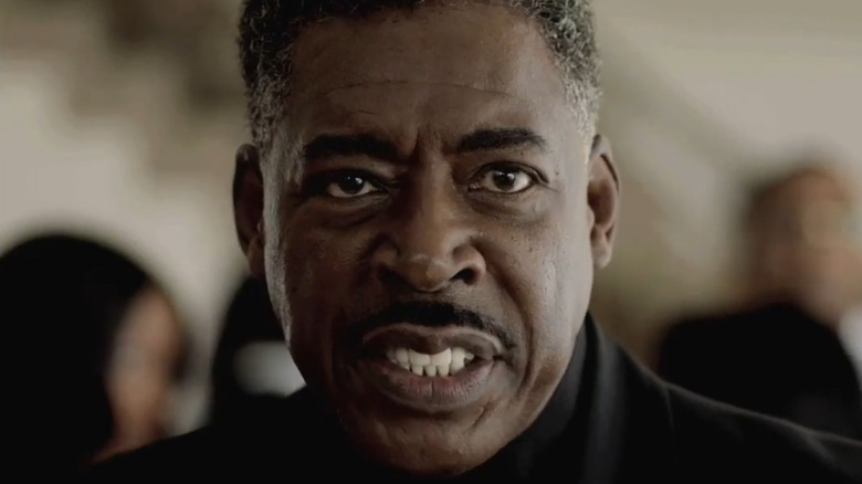 Ernie Hudson in The Family Business