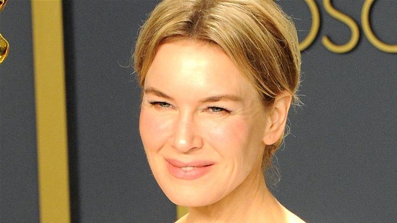 Renee Zellweger smiling