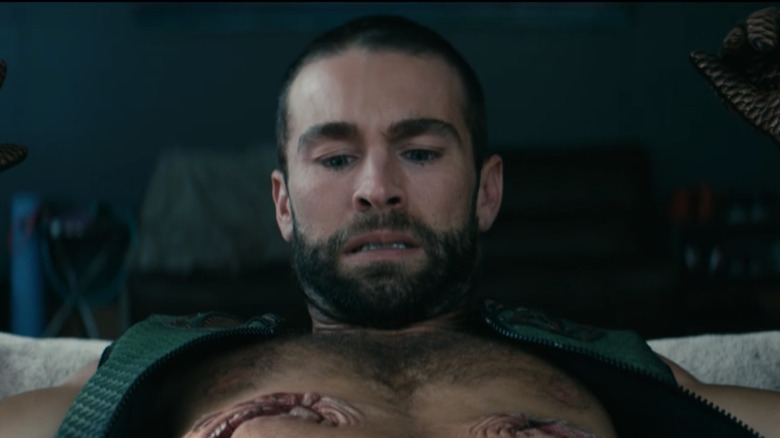 Chace Crawford as The Deep on The Boys