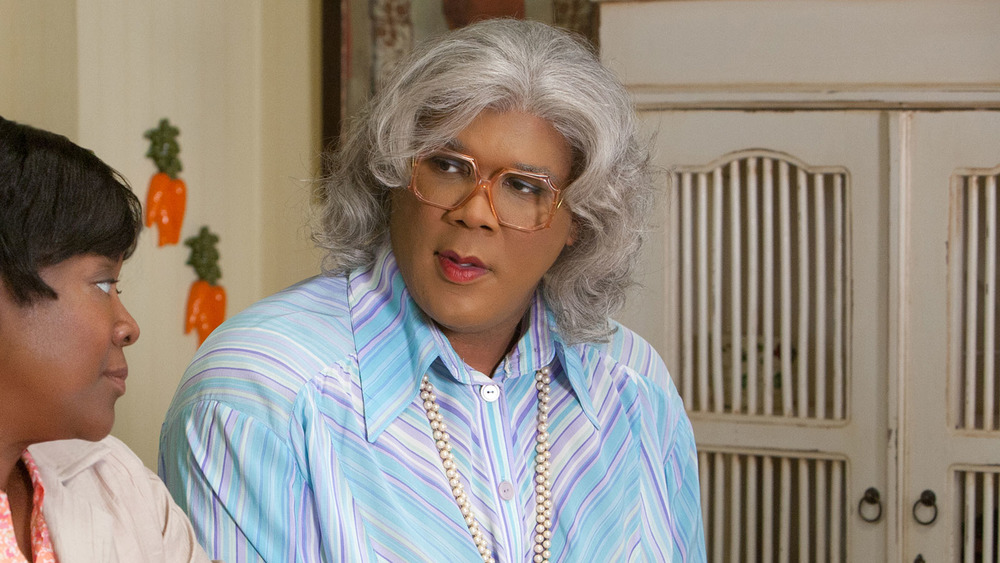 Tyler Perry stars in Madea's Big Happy Family