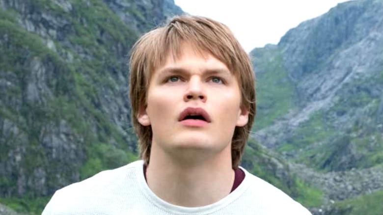 David Stakston looks up Ragnarok