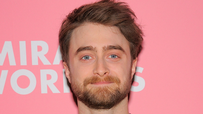 Daniel Radcliffe attends Miracle Workers screening 2019