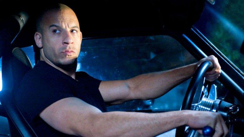 Vin Diesel as Dom Toretto