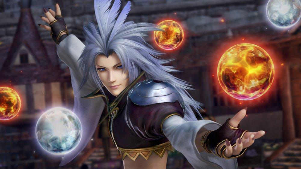 Kuja from Dissidia Final Fantasy