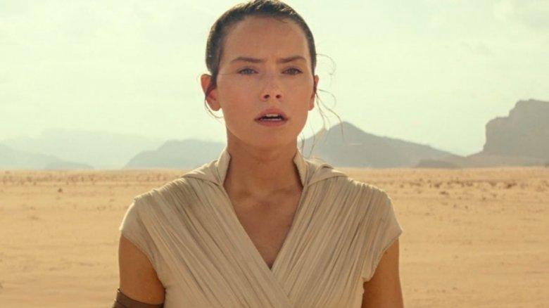 Daisy Ridley Rey Star Wars The Rise of Skywalker