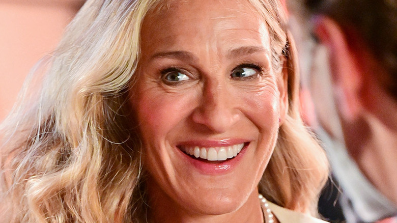 Carrie Bradshaw Closeup