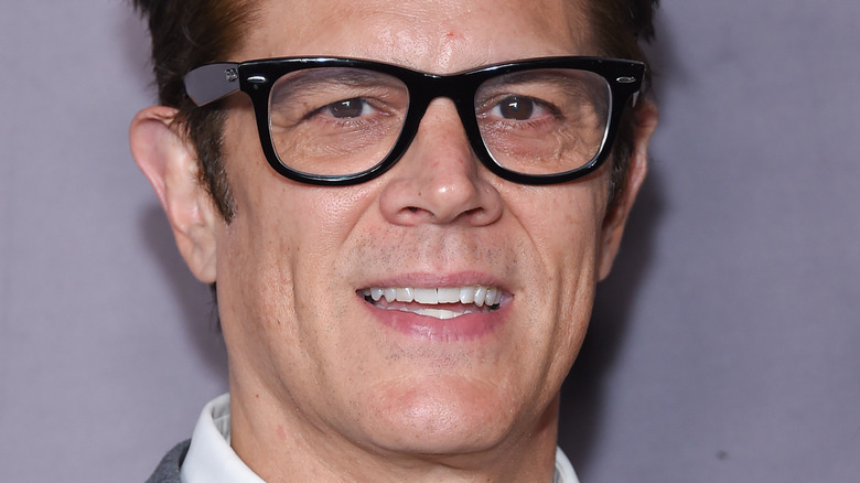 Johnny Knoxville glasses smile