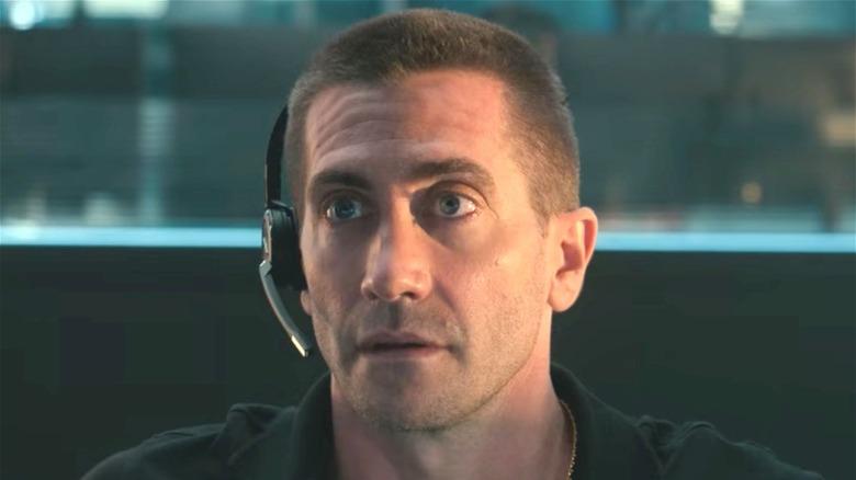 Joe with headset