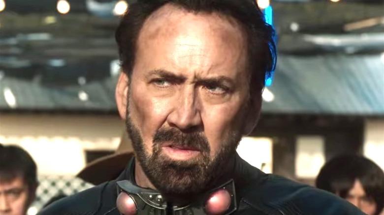 Nicolas Cage in Prisoners of the Ghostland trailer