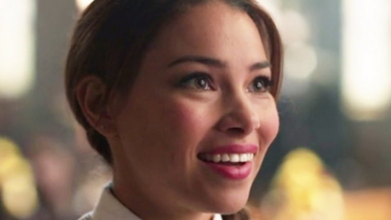 Jessica Parker Kennedy The Flash