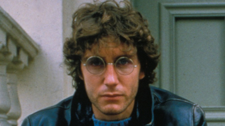 I wearing glasses