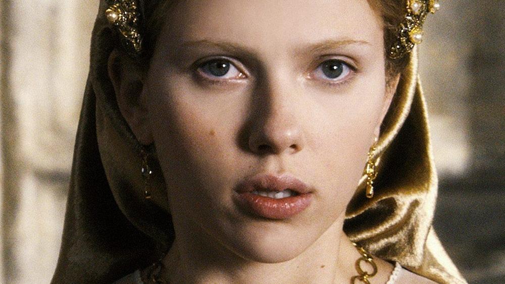 Scarlett Johansson as Mary Boleyn