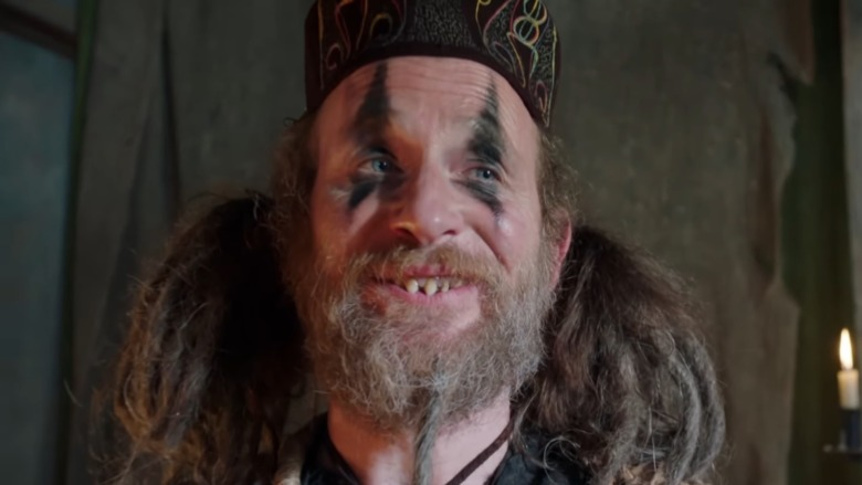 Howell smiling on Zapped