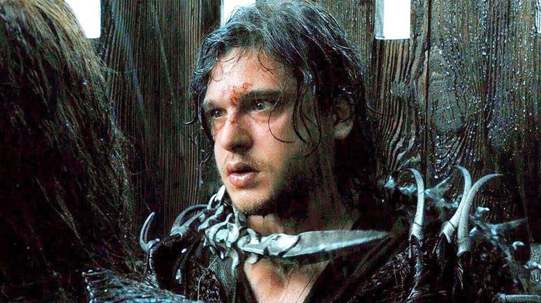 Kit Harington as William Bradley in Seventh Son