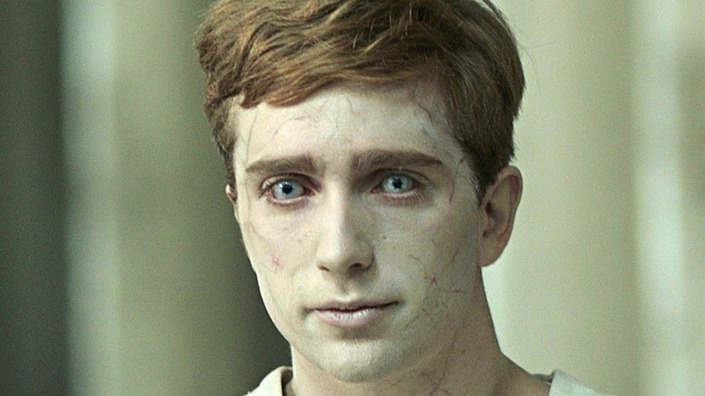 'In The Flesh' zombie