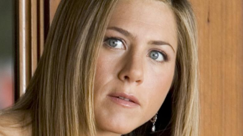 Jennifer Aniston Sarah concerned