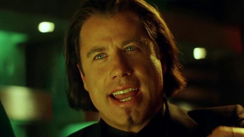 John Travolta in Swordfish