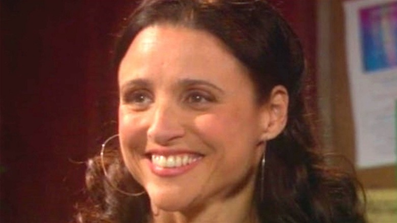 Julia Louis-Dreyfus as Christine Campbell in The New Adventures of Old Christine