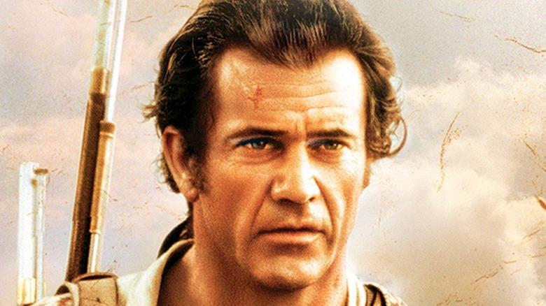 Mel Gibson as Benjamin Martin in The Patriot