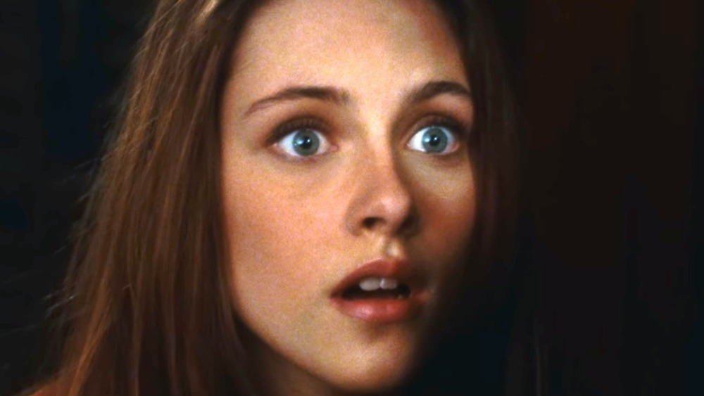 Kristen Stewart shocked