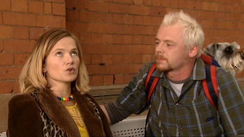 The Forgotten Simon Pegg Comedy You Can Binge On Hulu