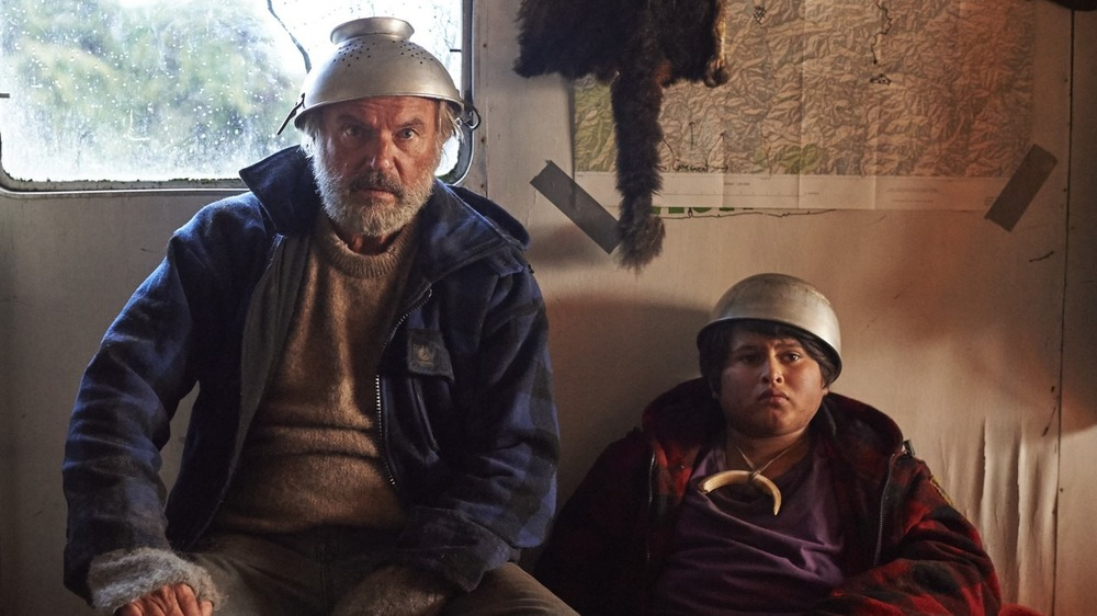 Hunt for the Wilderpeople leads in pot helmets