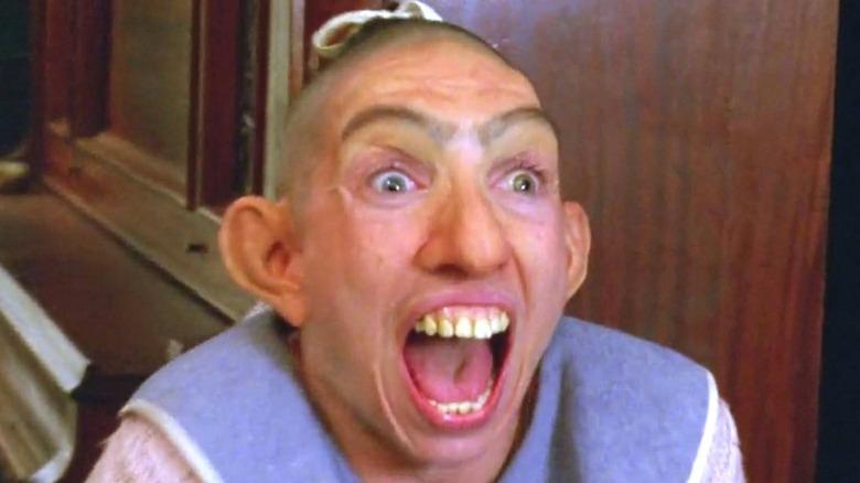 Pepper smiling in American Horror Story