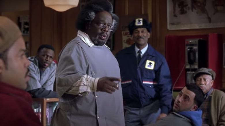 Eddie rants about Rosa Parks