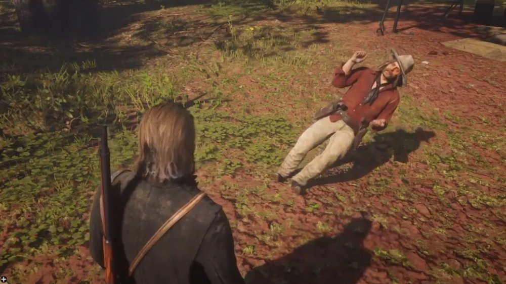 Red Dead Redemption 2 bugs