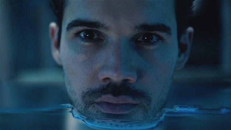 Steven Strait as Jim Holden in The Expanse