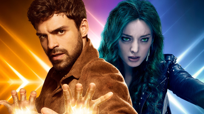 The Gifted key art