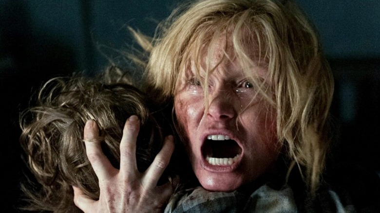 Essie Davis as Amelia in The Babadook