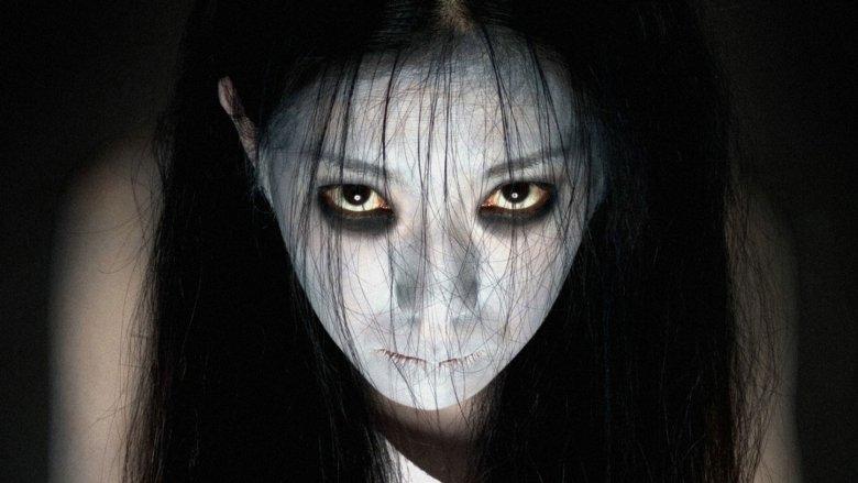 The Grudge demon