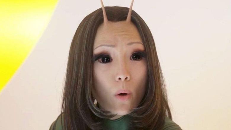 Mantis looking surprised