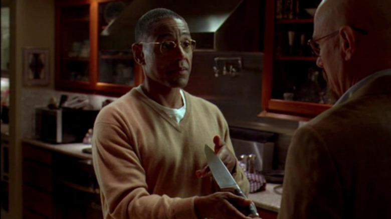 Giancarlo Esposito as Gus Fring on Breaking Bad