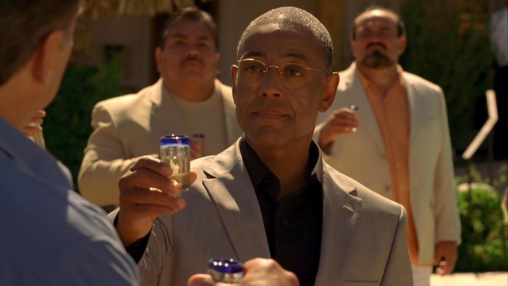 Ginacarlo Esposito playing Gustavo Fring in Breaking Bad