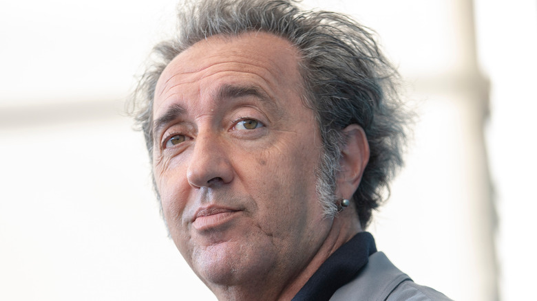 Paolo Sorrentino at an event