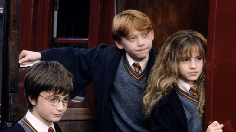 The Harry Potter movies
