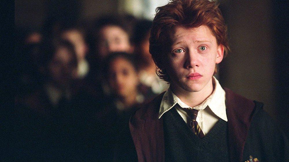 Rupert Grint in Harry Potter